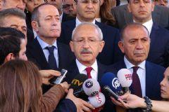 Kılıçdaroğlu'ndan Silahlı Saldırı Açıklaması