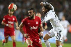 Antalyaspor 1-5 Beşiktaş