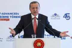 Erdogan: Milli Olmadığınız Sürece Vatanseverim Diyemezsiniz