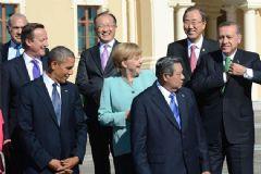G20 Gündemi Erdoğan'ın Talimatıyla Değişti