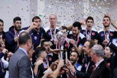 Spor Toto Şampiyonlar Kupası'nı Halkbank Kazandı