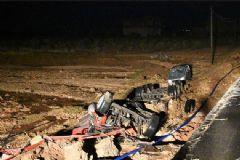 Mardin'de Sel Kazası: 1 Ölü, 6 Yaralı