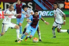 Trabzonspor:2 - Gaziantepspor:2