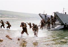 Amerikan Askeri Ege'ye Çıkarma Yaptı
