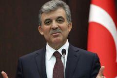 Abdullah Gül'den Cumhuriyet Mesajı