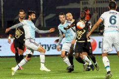 Fenerbahçe: 1 Osmanlıspor: 0 Maç Sonucu