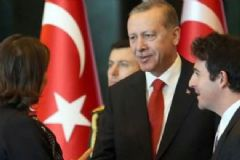 Cumhurbaşkanı Erdoğan Cumhuriyet Bayramı Resepsiyonu'nda Konuştu