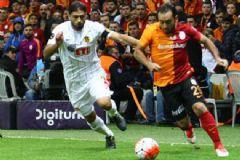 Galatasaray: 4 Eskişehirspor: 0 Maç Sonucu