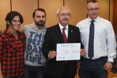 Kılıçdaroğlu Ekşi Sözlük Takipçilerinin Soruları Yanıtladı