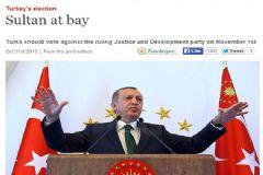İngilizleri Erdoğan Korkusu Sardı: Oy Vermeyin!