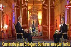 Erdoğan:Koza-İpek'in Patronu Kaçtı Gitti, Neden Kaçıyorsun?
