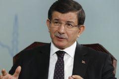 Başbakan Davutoğlu: Bizi Tehdit Ettiler