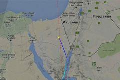 217 Yolcu Taşıyan Uçak Sina'ya Düştü