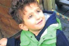 Asitli Saldırıya Uğrayan Çocuk İlk Kez Görüntülendi