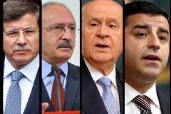 1 Kasım'da Liderler Nerede Oy Kullanacak?
