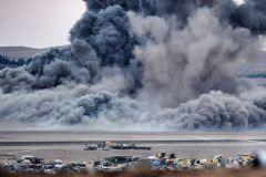 Koalisyon IŞİD'i Vurdu
