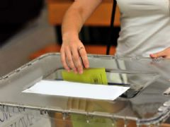 1 Kasım 2015 Karaman Seçim Sonuçları
