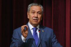 Arınç: CHP İçin Üzüntü Verici MHP İçin Dramatik
