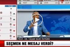 Yaşar Nuri Öztürk'ten Kılıçdaroğlu'na Ağır Hakaret