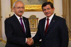 Kılıçdaroğlu Davutoğlu'nu Tebrik Etti