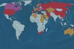 1 Kasım Seçimlerinde 54 Ülkede Oy Kullanıldı