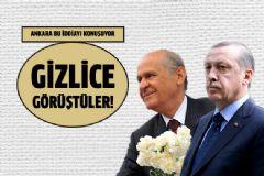 Bahçeli ve Erdoğan Seçim Öncesi Gizli Bir Görüşme mi Yaptı?