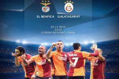 Benfica-Galatasaray Maçı Muhtemel 11'leri