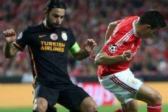 Benfica: 2 Galatasaray: 1 Şampiyonlar Ligi Maçı Sonucu