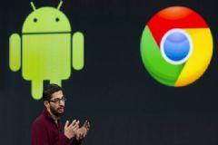 Google Android ile Chrome OS'u Birleştirmeye Hazırlanıyor