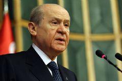 MHP Lideri Devlet Bahçeli: Bugün Olsa Yine Hayır Derim