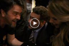 Beyaz Show İzdiham Altında Aşk Videosu