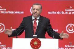 Erdoğan: Rejim Endişelerini Gündemimizden Çıkarmalıyız