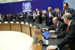 Erdoğan G-20 Hazırlıklarını İnceledi