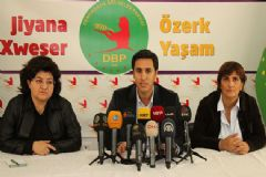 BDP'li Kamuran Yüksek:Herkes U Dönüşü Yapmış Olabilir