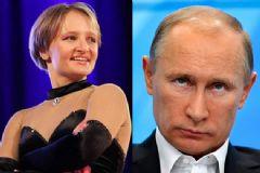 Putin'in Kızı Milyarder Çıktı