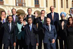 G20 Zirvesinin İlk Konuğu Bin Kişilik Heyetle Geldi
