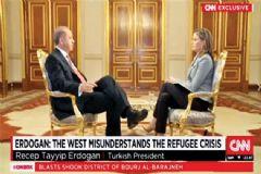 Erdoğan: Avrupa Mültecileri Ölüme Terk Ediyor
