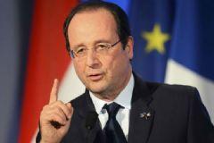 Fransa Cumhurbaşkanı Hollande Türkiye'ye Gelecek mi?