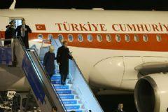 Cumhurbaşkanı Erdoğan G-20 Zirvesi İçin Antalya'da