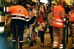Görgü Tanıkları Paris Saldırısını Anlattı
