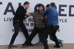 İstanbul'da G-20 Protestosu: 7 Gözaltı