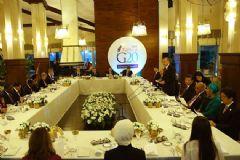 Cumhurbaşkanı Erdoğan G-20 Liderleri Onuruna Akşam Yemeği Verdi