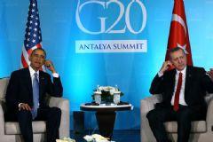 Erdoğan ve Obama Ortak Basın Toplantısı Düzenledi