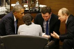 Obama-Putin Görüşmesi Hakkında Beyaz Saray'dan Açıklama