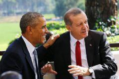 Erdoğan ve Obama Samimiyeti Dikkat Çekti