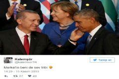 G-20 Capsleri Sosyal Medyayı Salladı