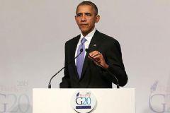 Obama: Türkiye IŞİD'le Mücadelede Önemli Bir Ortak