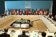 Terörizmle Mücadele Hakkında G-20 Bildirisi Açıklandı