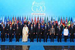 G-20 Liderler Bildirgesi Açıklandı