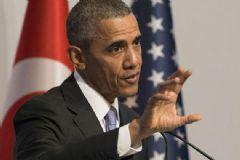 Obama İçin Hava Trafiği Durduruldu